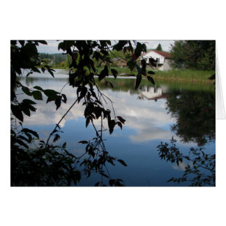Whatcom Creek Waterway Card