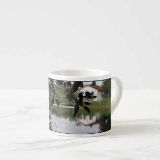 Whatcom Creek Waterway Espresso Cup