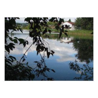 Whatcom Creek Waterway Invitations