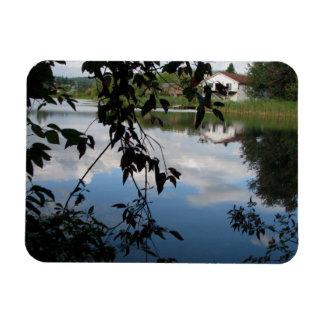 Whatcom Creek Waterway Magnet