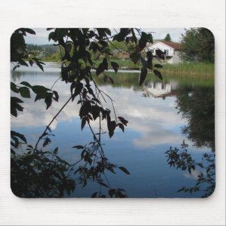 Whatcom Creek Waterway Mouse Pad