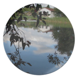 Whatcom Creek Waterway Plate