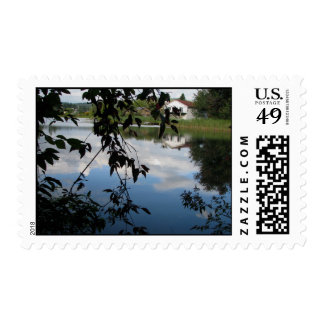 Whatcom Creek Waterway Postage Stamp