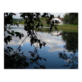 Whatcom Creek Waterway Postcard
