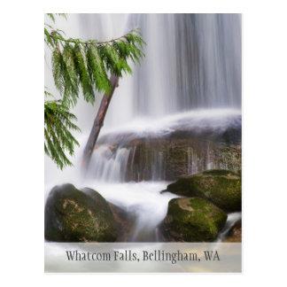 Whatcom Falls Postcard