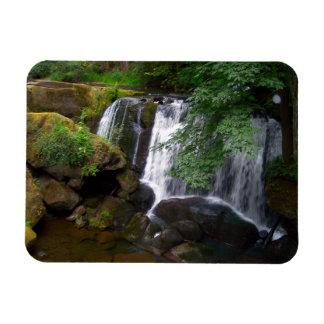 Whatcom Falls Rectangular Photo Magnet