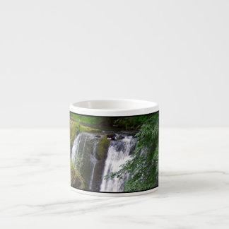 Whatcom Falls 6 Oz Ceramic Espresso Cup