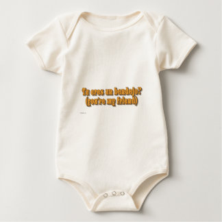 whatever baby bodysuit