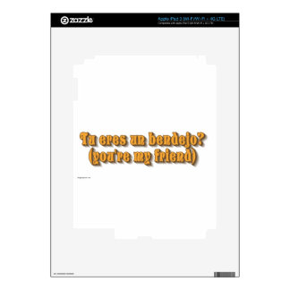 whatever decal for iPad 3