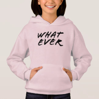 Whatever Designed in NJ by SVH Kids Hoodiee Hoodie