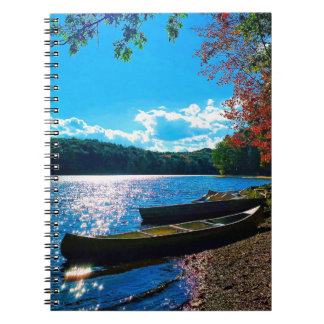 Whatever Floats Your Boat! Spiral Note Book