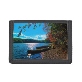 Whatever Floats Your Boat! Tri-fold Wallets
