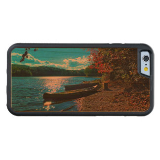 Whatever Floats Your Boat! Carved® Cherry iPhone 6 Bumper