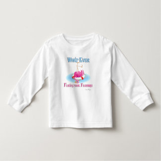 Whatever Floats Your Flamingo Toddler T-shirt