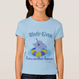 Whatever Floats Your Happy Elephant T-Shirt