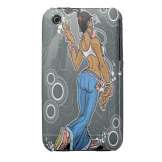 Whatever Girl iPhone 3 Case Mate