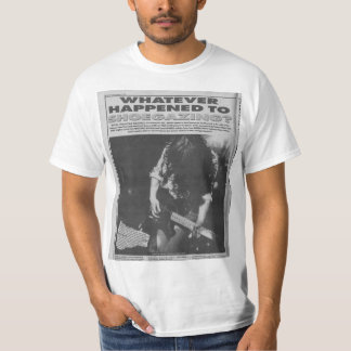 Whatever Happened to Shoegazing? Shirts