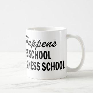 Whatever Happens - Business School Classic White Coffee Mug