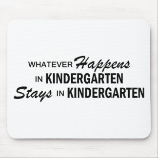 Whatever Happens - Kindergarten Mouse Pad