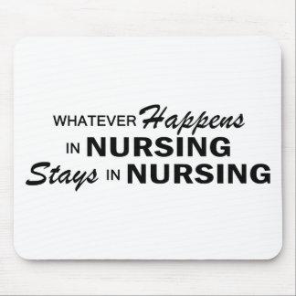 Whatever Happens - Nursing Mouse Pad
