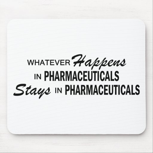 Whatever Happens - Pharmaceuticals Mousepad