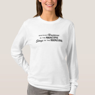 Whatever Happens - Principal's Office T-Shirt