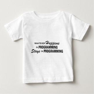 Whatever Happens - Programming Shirt