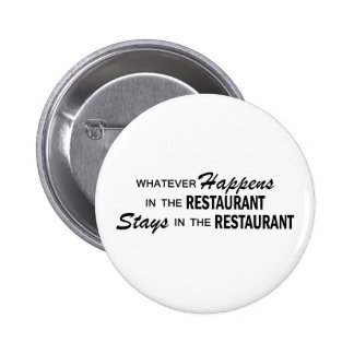 Whatever Happens - Restaurant Pins