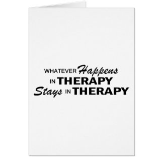 Whatever Happens - Therapy Cards
