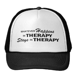 Whatever Happens - Therapy Trucker Hat