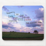 Whatever is True... mousepad