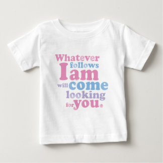 Whatever.ladies.pdf Baby T-Shirt