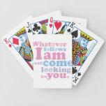 Whatever.ladies.pdf Bicycle Poker Deck