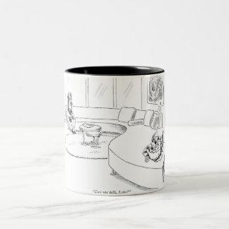 Whatever Lola Wants Two-Tone Coffee Mug