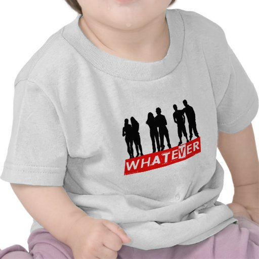 Whatever makes you happy t shirts