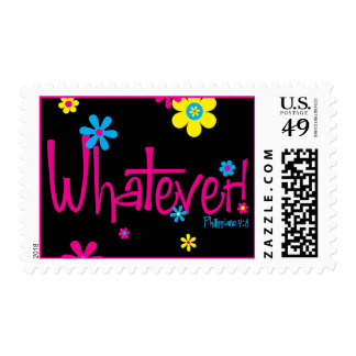 Whatever! Postage