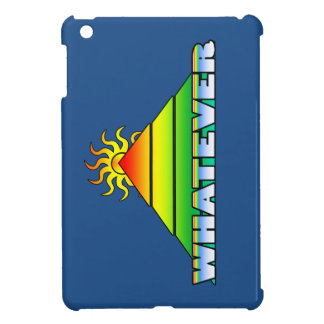 Whatever Pyramid Horizon Retro iPad Mini Covers