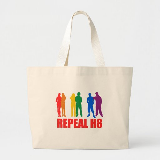 WHATEVER: REPEAL H8 TOTE BAGS