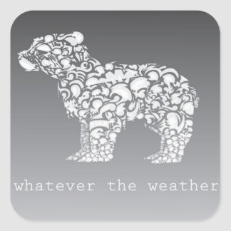 whatever the weather sticker 2