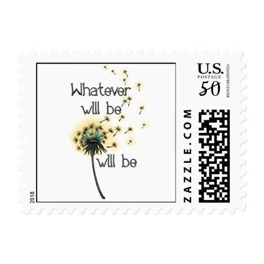 Whatever Will Be Postage