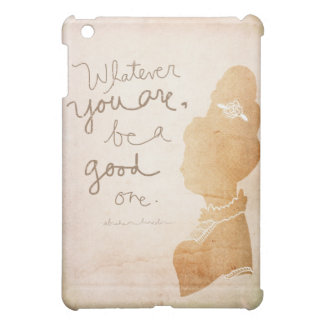 Whatever  You Are Cover For The iPad Mini