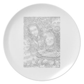 Whatever You Want Dinner Plate