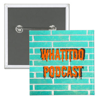 WhatItDo Wall Tag Pinback Button