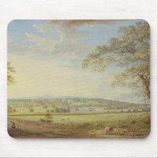Whatman Turkey Mill in Kent, 1794 (gouache, bodyco Mouse Pad