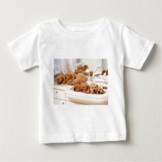 What's A Bath? Cute Puppies Discover BathTime T-shirt