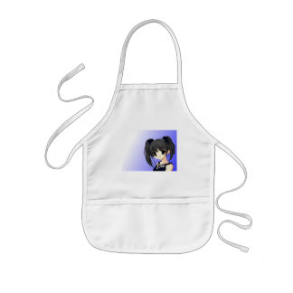 What's A Girl To Do? Kids' Apron