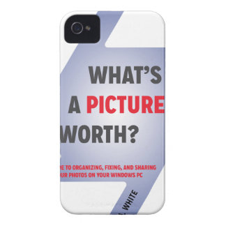 """What's a Picture Worth?"" Swag Case-Mate iPhone 4 Case"