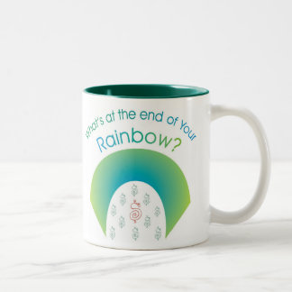 What's at the end of YOUR rainbow? Cup