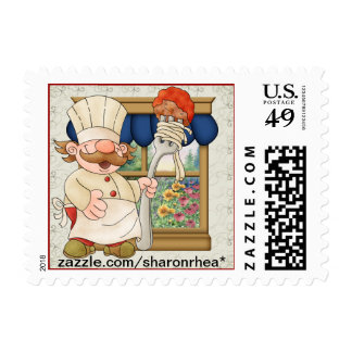 What's Cookin' ? - SRF Postage