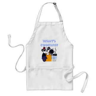 WHAT'S COOKING?  Apron